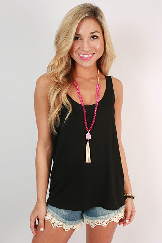 PIKO Tank in Black