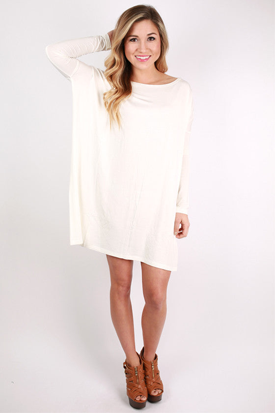 PIKO Tunic in Off White