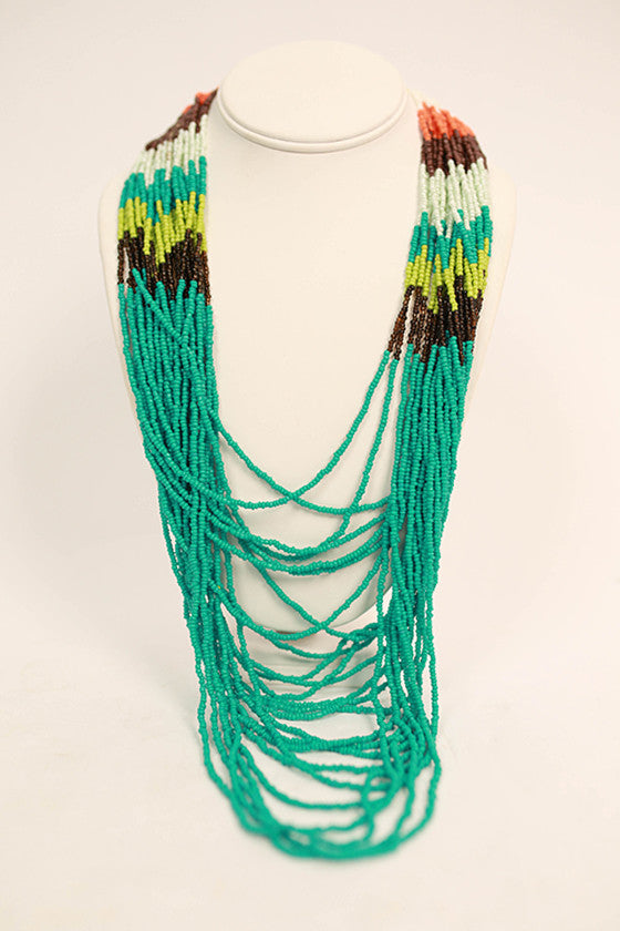 Tahiti Bound Necklace