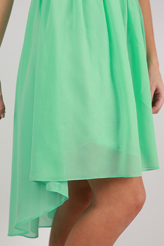 Twirl Me Around in Mint