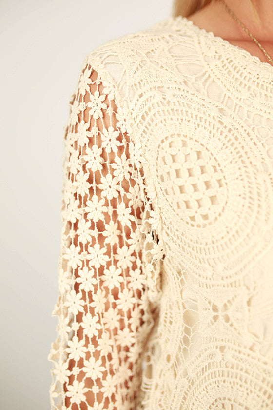 Fashion Innovator Lace in Cream