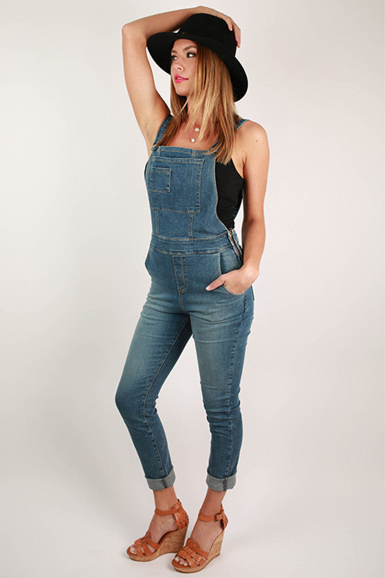 Fit Me Perfect Overalls