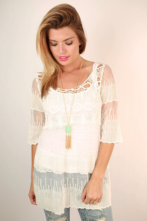 Bohemian Breeze Top