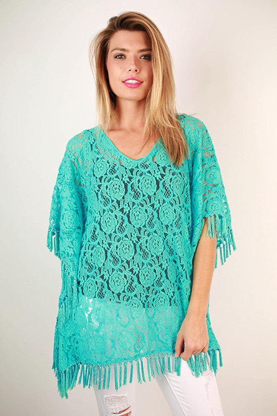Memories Cherished Tunic
