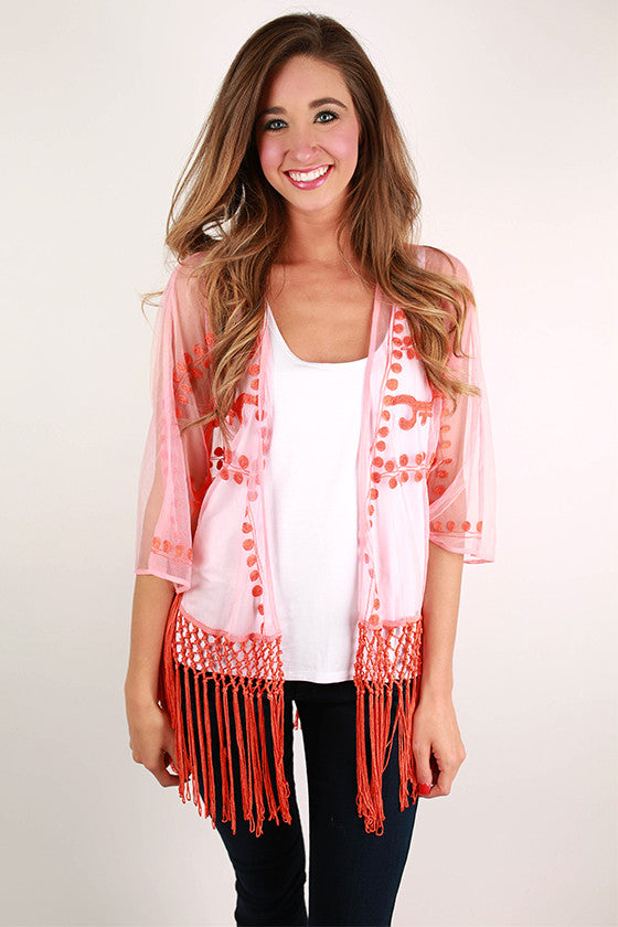 Don't Worry Be Happy in Fringe Overlay
