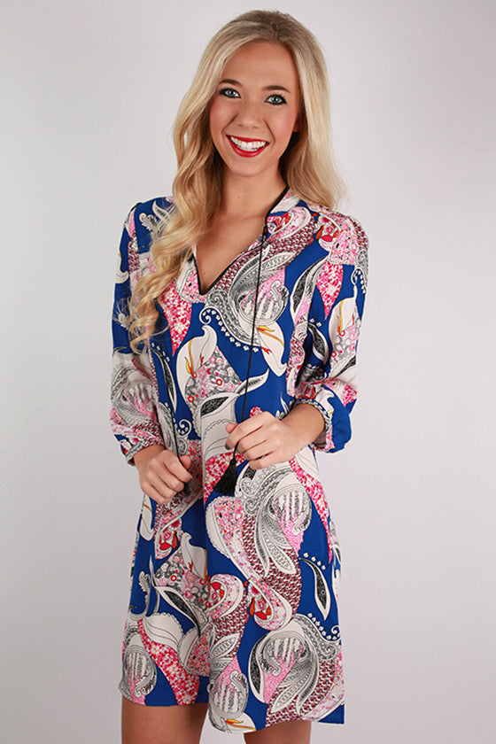 Smitten For Sunsets Dress