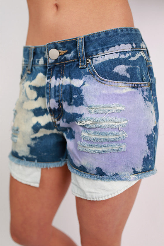Denim Delight Shorts