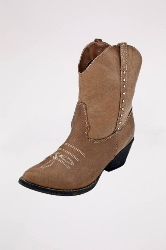 Bolero Leather Boot