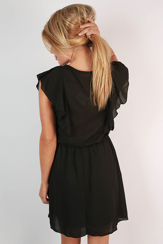 Inner Beauty Dress in Black