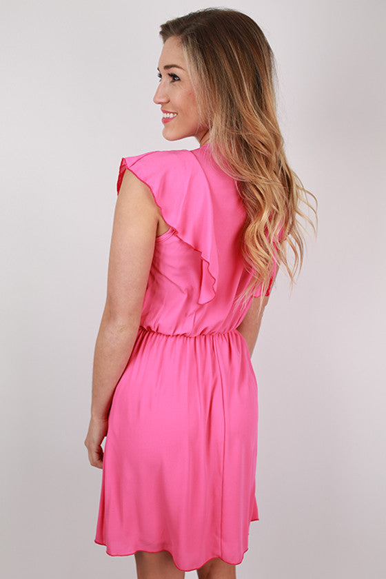 Inner Beauty Dress in Pink