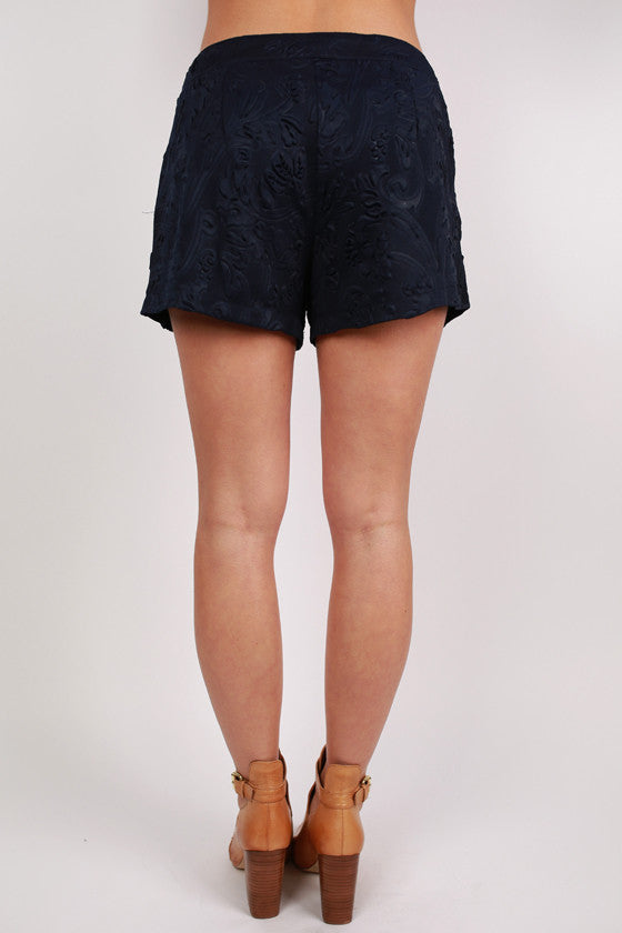 Style Hunter Shorts in Navy