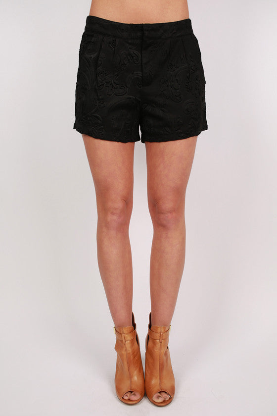 Style Hunter Shorts in Black