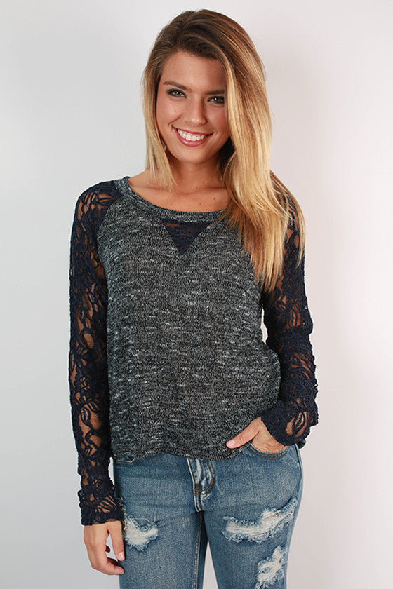 Romantic Getaway Top