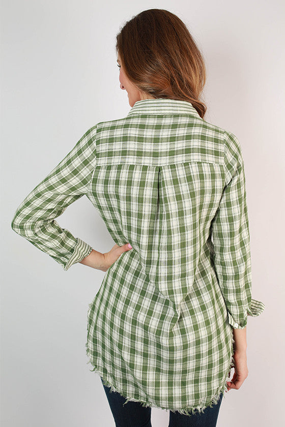 Adventure Tunic in Green