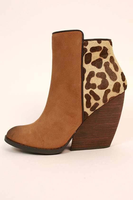 Chatter Bootie