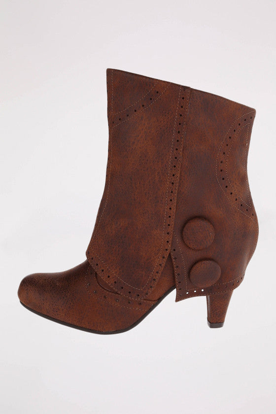 Cowgirl Star Bootie