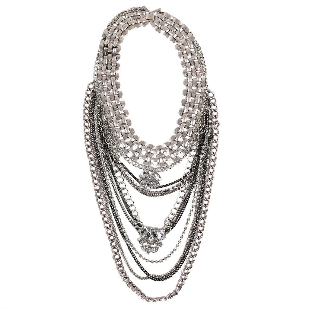 The Reveal Necklace Silver