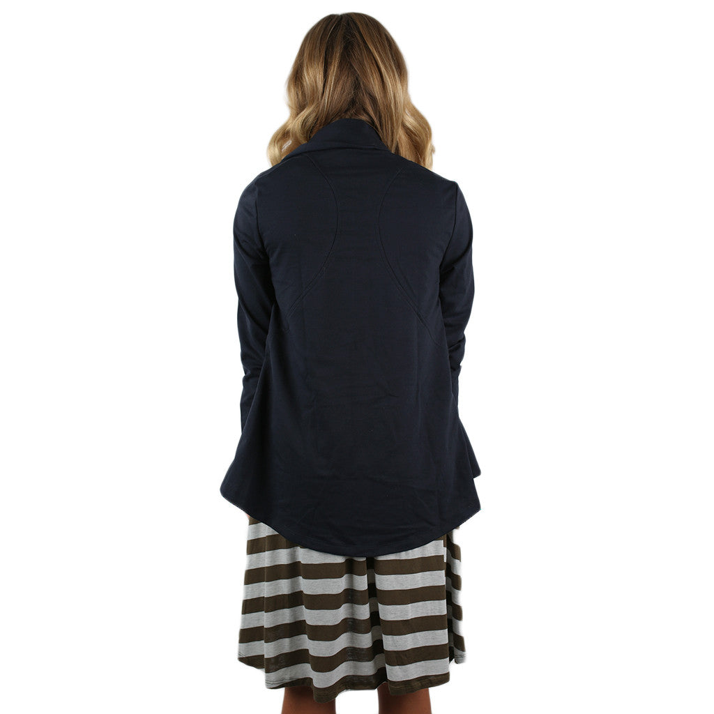 What I've Been Looking For Jacket in Navy