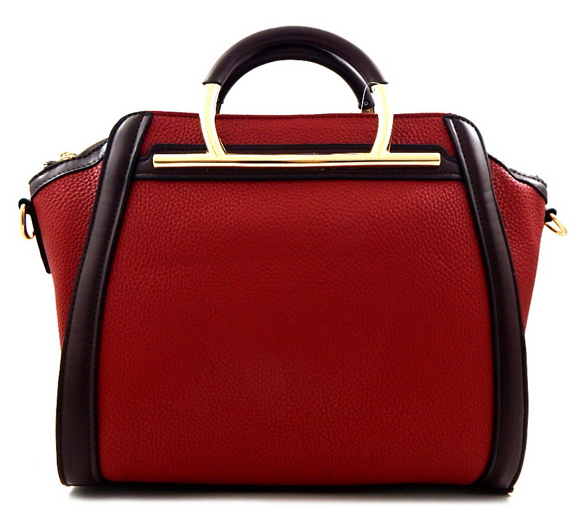 Before The Catwalk Bag in Red