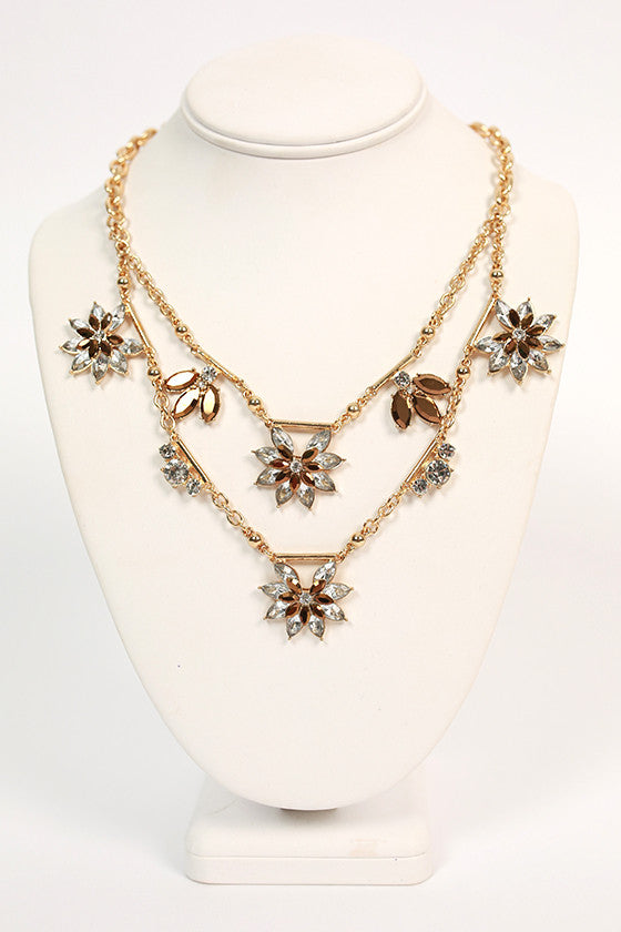 Sparkling All Night Necklace