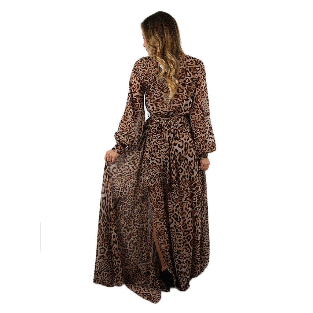 Make an Entrance Maxi Dress