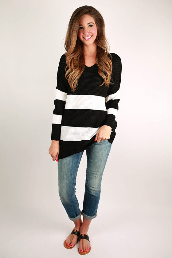 Stripes Are Amore Sweater