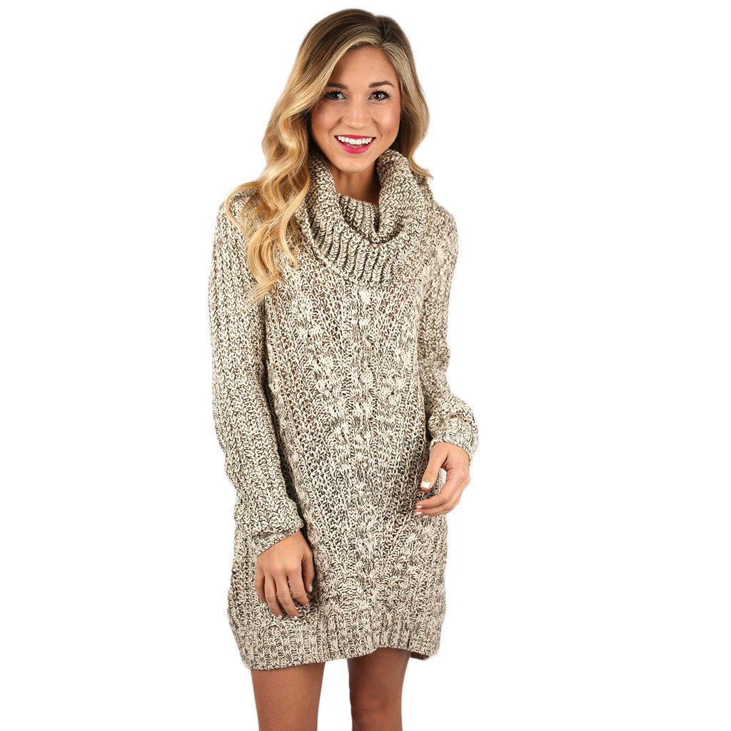 Time to Shop Tunic Sweater