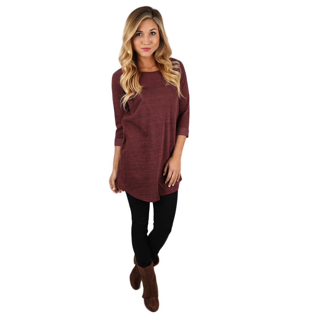 Happy Dance Tunic Dress
