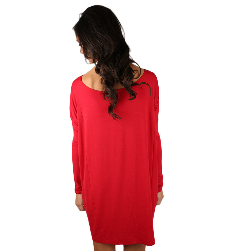 PIKO Tunic in American Red