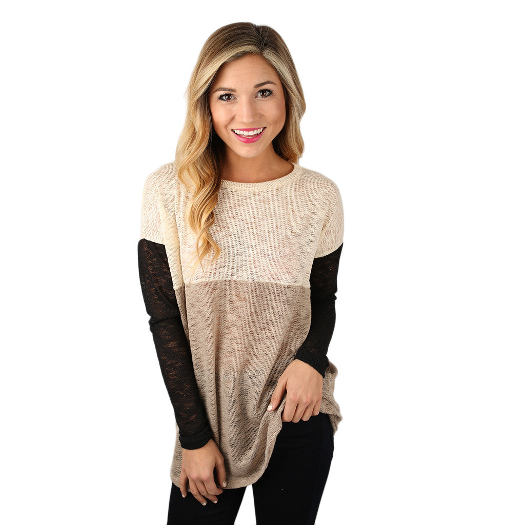 Falling for Winter Top