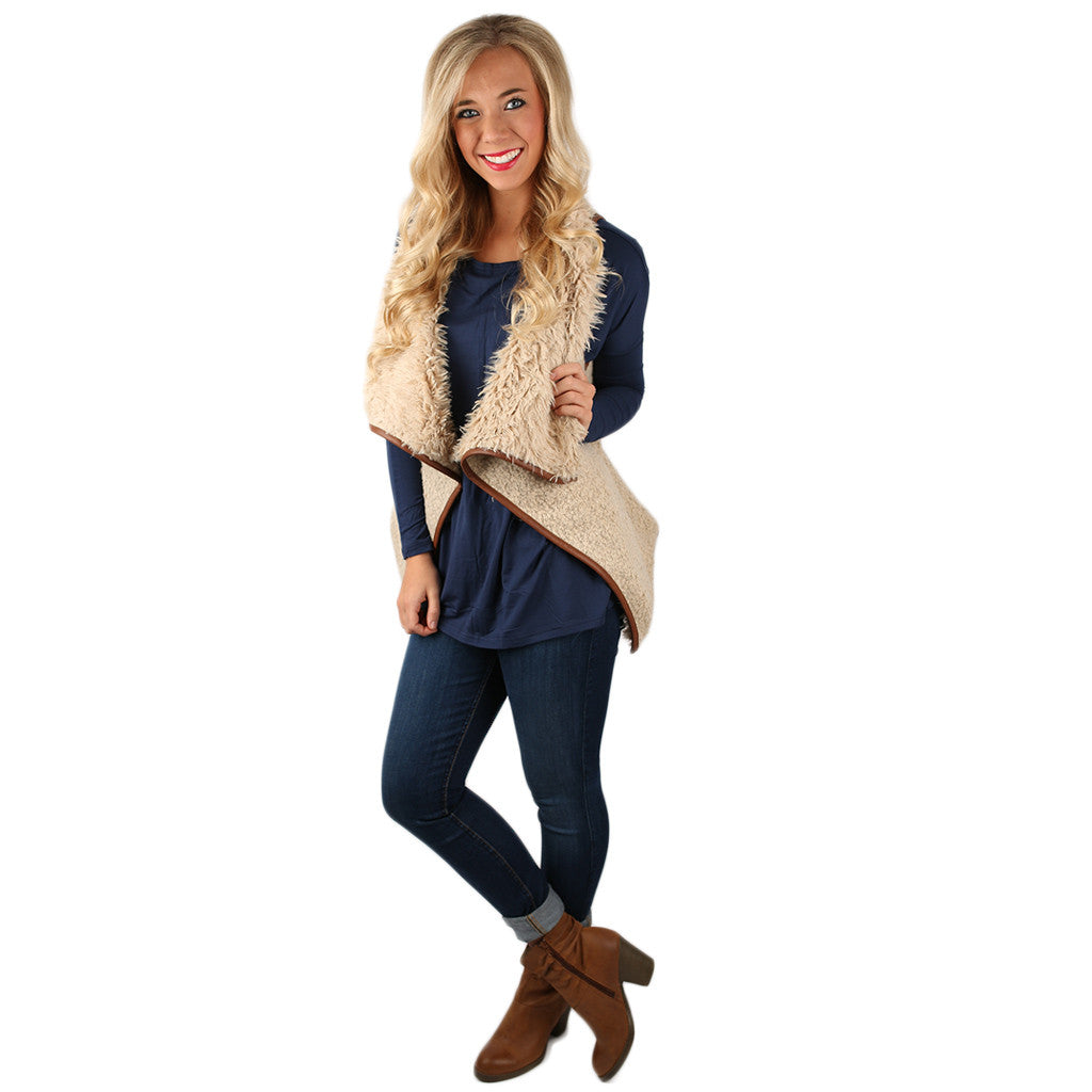 Leaves Fall Vest