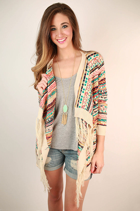 Always on My Mind Cardigan