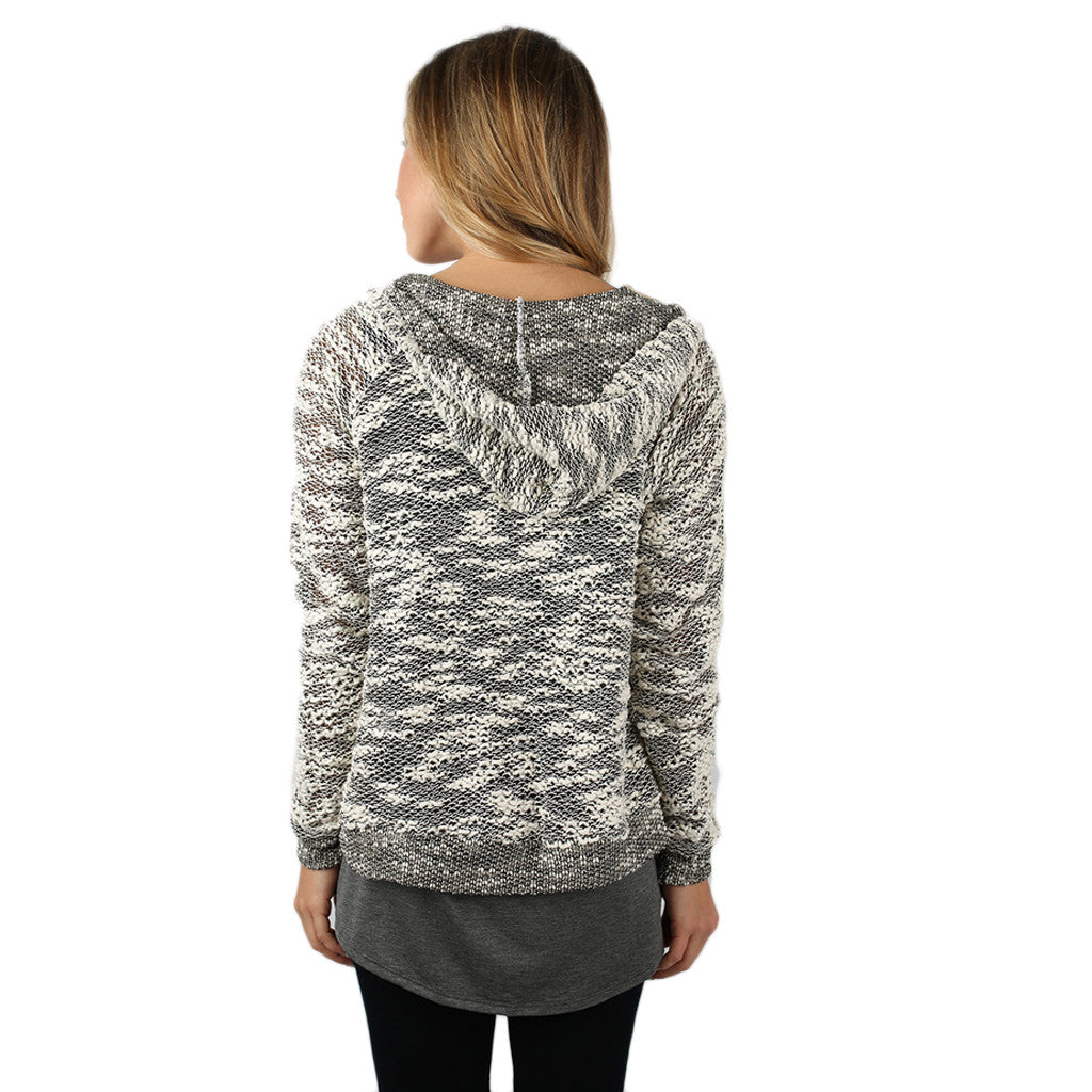 Flight To Monaco Sweater