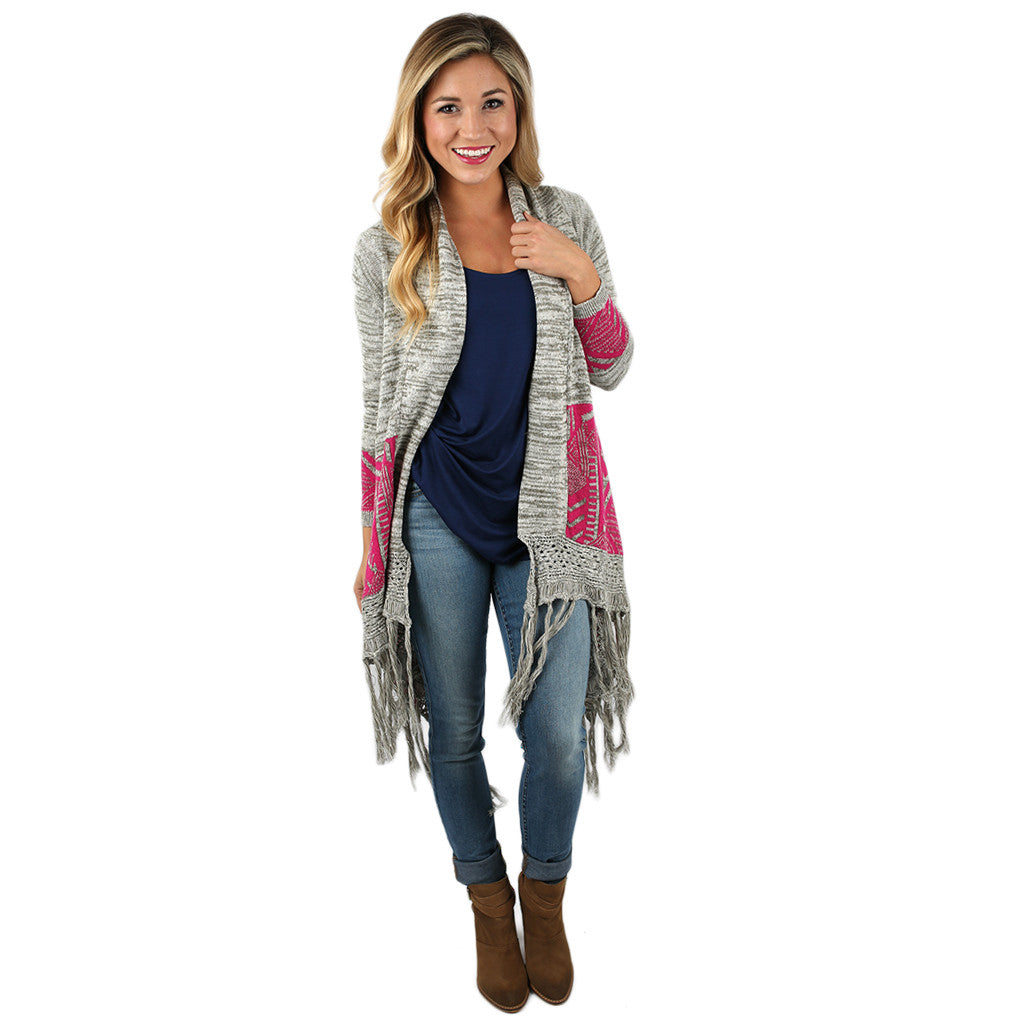 Breckenridge Beauty Cardi