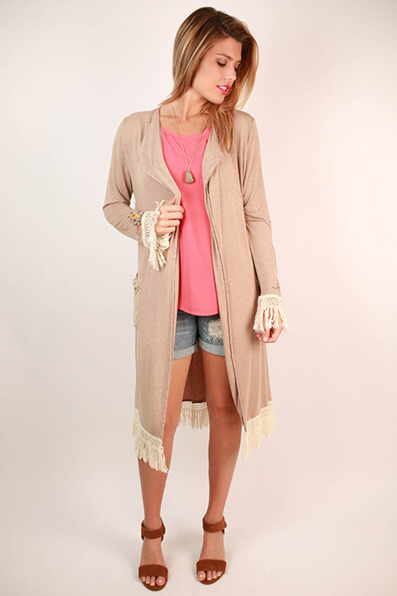 Glam Me Up Cardi