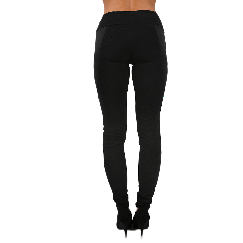 The Audrey Legging in Black