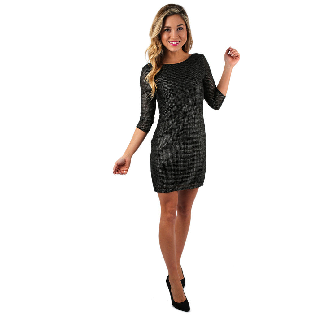 Chicago Date Night Dress