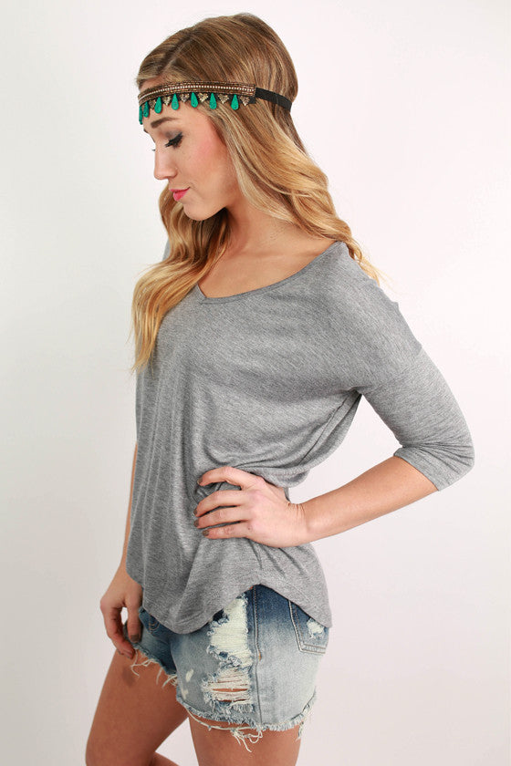 Comfortable Chic Tee