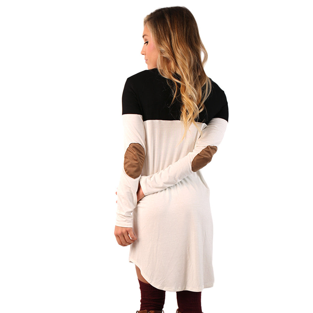 Showing Heart Tunic in Ivory
