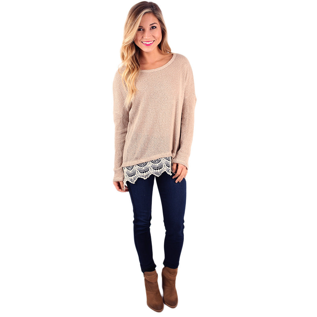 Flow Freely Sweater