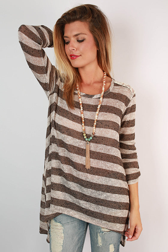 Coffee Break Tunic