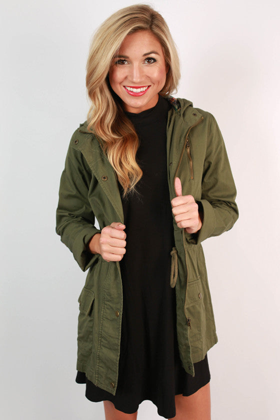 Airport Arrival Jacket