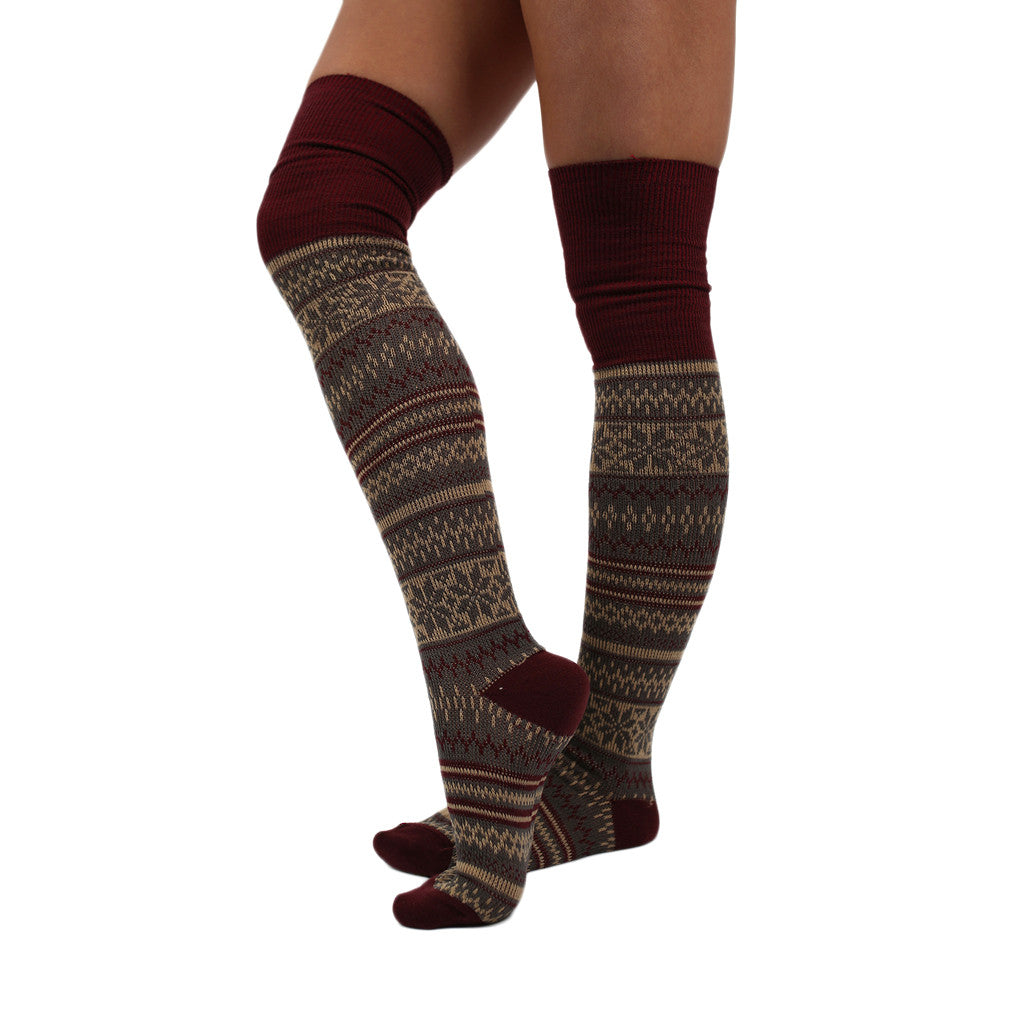 Best Of Winter Sweater Sock