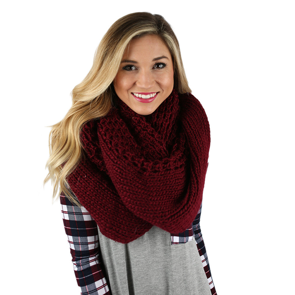 The More The Merrier Sweater Scarf