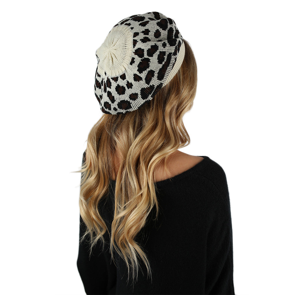 Hot Cocoa Nights Beanie Ivory