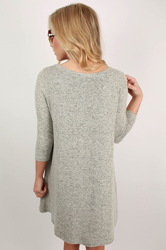 Express Yourself Tunic Pepper