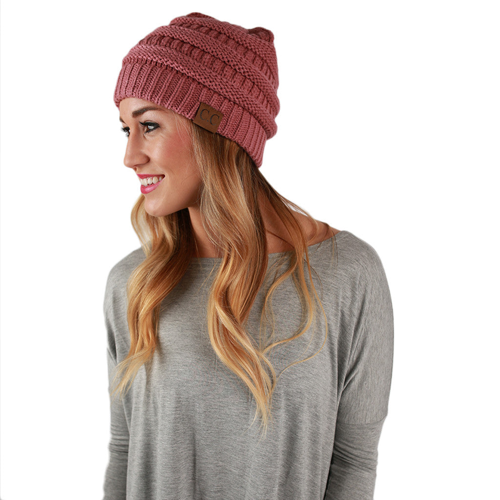 Beanie Beautiful in Pink