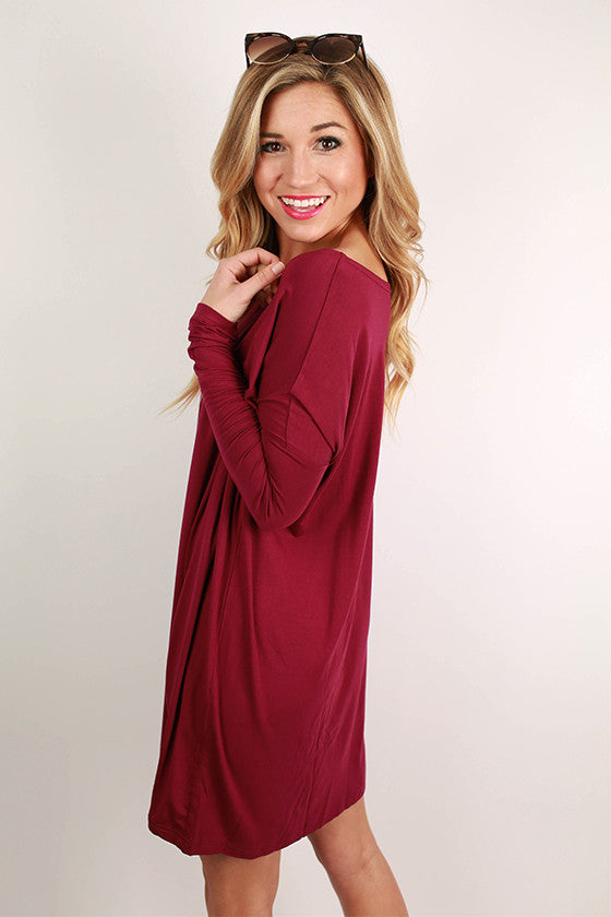 PIKO Tunic in Royal Lilac