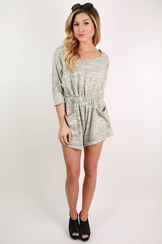 Making Waves Romper