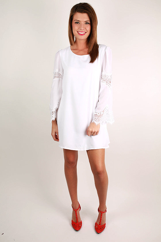 Living For The Romance Tunic Dress